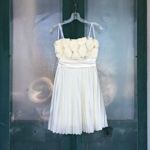Sexy & Sweet Strapless Party Dress